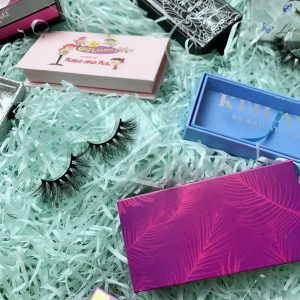 Custom Packaging Boxes Lashes